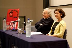 Penny Green & Noam Chomsky