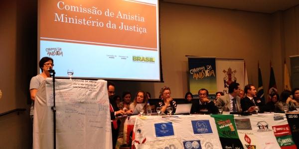 Brazil Amnesty Caravan
