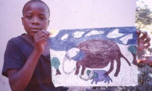 Street Children In Apartheid