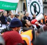 Gaza Protest 2012