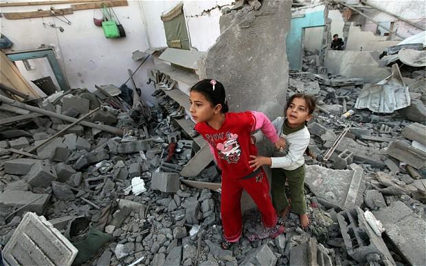 Εκεχειρία τέλος, ξανά στη δίνη του πολέμου η Γάζα