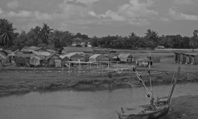 Rohingya IDP camp, Sittwe, 2015.