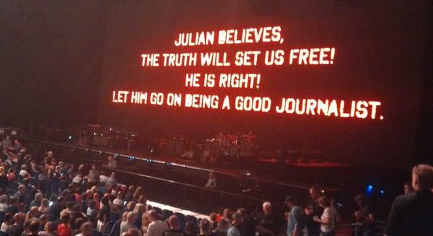 Julian Believes!