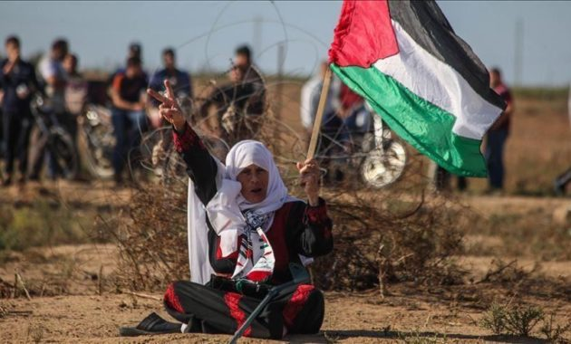 Palestine- resistance